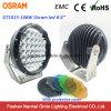 Compatibilidade electrónica Offroad a rendimento elevado da luz 12V/24V do trabalho do diodo emissor de luz 8.5inch resistente