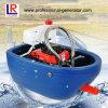 pompe à eau agricole de forme du bateau 1.2kw pour l'irrigation actionnée par 142f l'essence Enigne