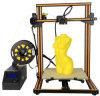 2018 Escritorio de alta precisión de la impresora de escritorio 3D Juegos de la máquina de impresión Imprimir Reprap Prusa I3 DIY ensamblaje automático