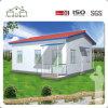 Belle apparence préfabriqué Structure en acier du châssis en acier léger chambre Villa