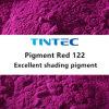 Органических красного пигмента 122 для пластмассовых (отличное затенения пигмент)