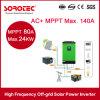 4kVA 5kVA reiner Sinus-Wellen-hybrider Sonnenenergie-Hochfrequenzinverter für Haus