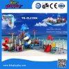 Creatieve Speelgoed van de Speelplaats van de Jonge geitjes van de Speelplaats van de Speelplaats van het vermaak het Openlucht Plastic Binnen