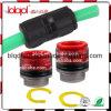 Arrêt d'extrémité, connecteur micro 7mm d'arrêt d'extrémité de conduit de HDPE avec des clips
