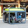 Bison (Chine) BS2500D (E) 2kw 2kVA 110V 220V de la Chine fournisseur châssis ronde Phase unique jeu 6.5HP générateur à essence