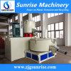 Mezclador de alta velocidad del polvo del PVC del mezclador plástico con el sistema de pesaje auto