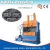 Neumático usado que recicla la prensa de la máquina