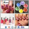 Pigments colorés aux perles, fournisseur de poudre pigmentaire à ongles Mica