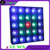 Del CE nuovo 25heads LED indicatore luminoso di effetto dei paraocchi della tabella di RoHS