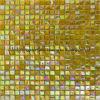 Mosaico de cristal para la pared del cuarto de baño y el azulejo de suelo