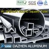Rond Vierkant Buis Aangepast Aluminium 6063 het Profiel van de Uitdrijving