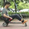 Регулируемое сиденье Hoverkart для самоката Hoverboard баланса собственной личности 2 колес идет Kart