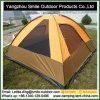 性質の装飾の小さいキャンプの堅い耐火性の二重デッキのテントは行く