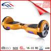 Hoverboard의 Powerboard - (증명되는 안전한 UL 2272) 백색 - LED 빛을%s 가진 2개의 바퀴 각자 균형을 잡는 스쿠터 - 손 자유롭게 배터리 전원을 사용하는 전동기