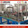 Cheio-Auto máquina de engarrafamento de enchimento do suco de fruta do frasco do animal de estimação