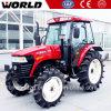 70HP de Tractor van het landbouwbedrijf met Schuifdak