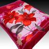 2013 Hot Sale 100 % polyester Raschel des couvertures de haute qualité