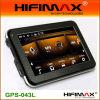 4.3 인치 휴대용 GPS 항해자 (GPS-043L)