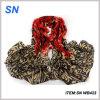 Модным шарф зимы маркизета напечатанный материалом