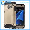 Para el Samsung S7 Hybrid blindaje a prueba de golpes suaves TPU Case Combo PC Teléfono Protección Caso
