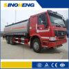 6X4 18-40Sinotruk cbm caminhão tanque de fornecimento de combustível