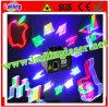 Luce laser Grassa-Beam di RGB 3D Ilda Animation