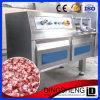 La viande automatique cube la machine de découpage