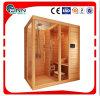 2-3 persona sauna de madera mini y sauna seca sala de sauna