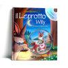 Impresión de libros de cómic infantil para colorear