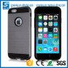 Pinsel-Satin-Handy-Verteidiger-Fall für das iPhone 6/6 Plus