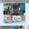 19.5X6.75はトラックおよびトレーラーのアルミ合金の車輪の縁を造った