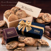 Cookie Hongdao Caja de madera de embalaje