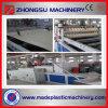 Folha da onda do PVC da eficiência elevada que faz a maquinaria