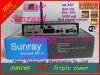Receptor basado en los satélites ninguna tarjeta del Sunray Sr4 A8p SIM del plato para el receptor triple de WiFi del sintonizador del Sunray Dm800se del SE de Dreambox 800 HD del software