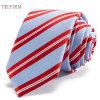 Cravate de soie de la vente en gros 100% d'usine et relations étroites et Cravatta de polyester