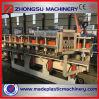 Linha da máquina da extrusão da placa da espuma do PVC WPC Celuka/maquinaria plástica