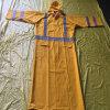 Оптовая торговля Дождевик светоотражающие трость продолжительный желтый Rainwear
