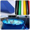Tela incatramata del PVC del poliestere di alta qualità per le piscine gonfiabili