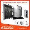 熱蒸発の真空メッキ機械