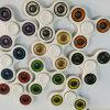 De tri-spinner friemelt EDC van het Speelgoed van de Regenboog het Stuk speelgoed van de Spinner van de Hand van de Vinger van de Nadruk