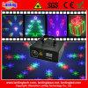 Animación del RGB que centellea 2 luces laser del disco de in-1 Ilda
