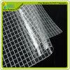 Transparent tissu laminé en PVC de 3,2 m pour sac / couverture de tente