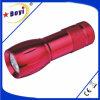 Bewegliche trockene Batterie-Aluminium-Taschenlampe