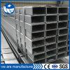 Huecos de sección rectangular de acero de soldadura de tubo cuadrado