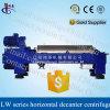 Lwの自動連続的なミルクのクリームのステンレス鋼の遠心分離機のデカンター