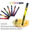 처분할 수 있는 전자 담배 500 분첩 도매로 Eshisha 최신 판매 E Shisha 처분할 수 있는 펜