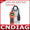 U281 VwはできバスOBD OBD2コードReader/Scannerをつける