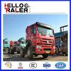 Тележка трактора 6X4 трейлера HOWO 371HP Semi головная