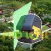 Five-Point Dwars Totale Post van het Niveau van de Laser van de Lijn Groene (sdg-232G)