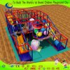 Hot Galvanized Steel Pipe, PVC, Wood Kids Soft Play para venda